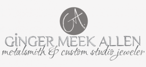 Ginger Meek Allen | Metalsmith & Custom Studio Jeweler